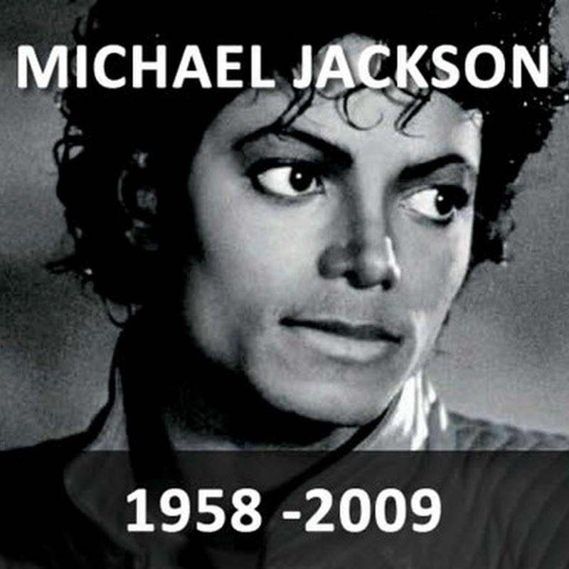 Descanse en paz Michael Jackson