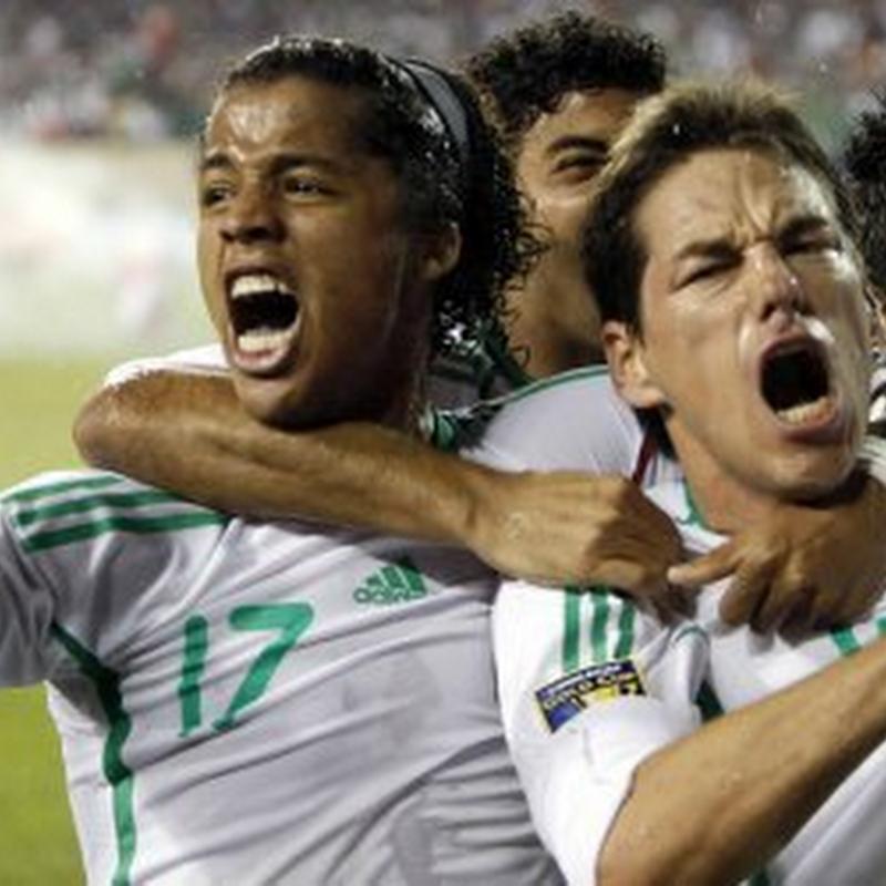 México está en la final con Estados Unidos