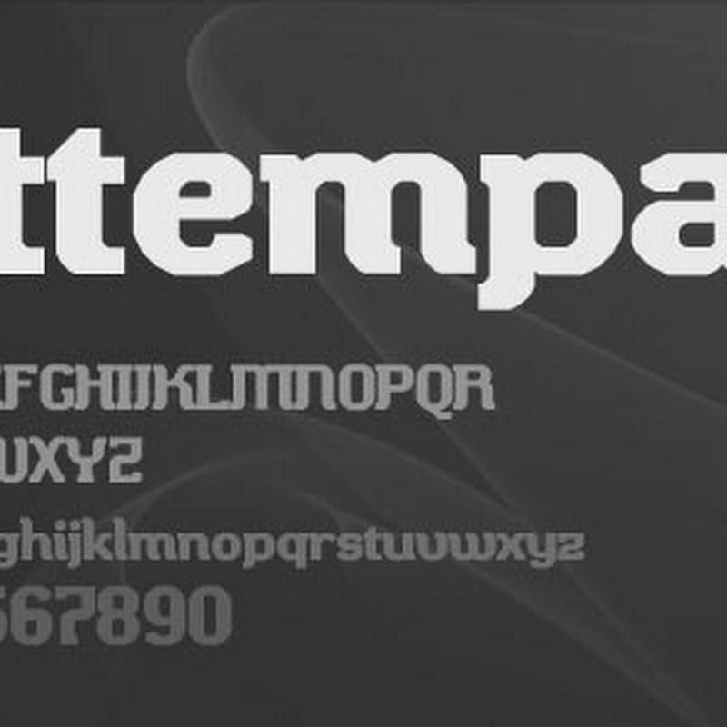 40 Tipografías en alta calidad