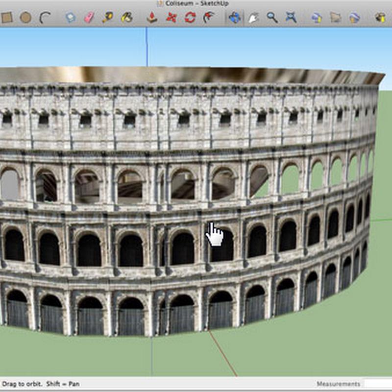 Google SketchUp 7.1 disponible ya