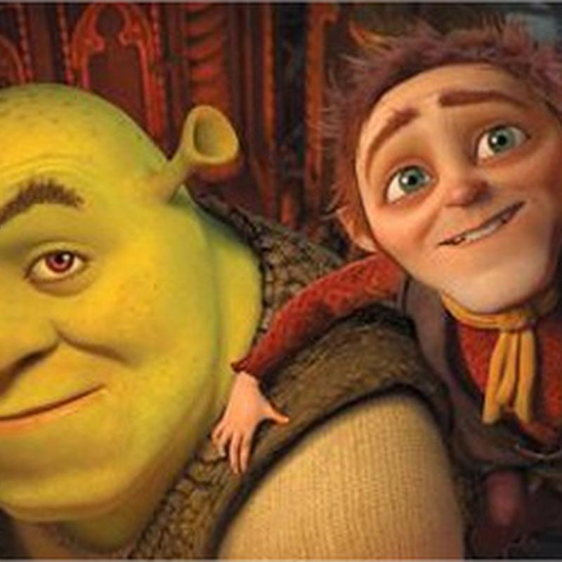 """Primera imagen de """"Shrek Para Siempre"""" o """"Shrek 4″"""