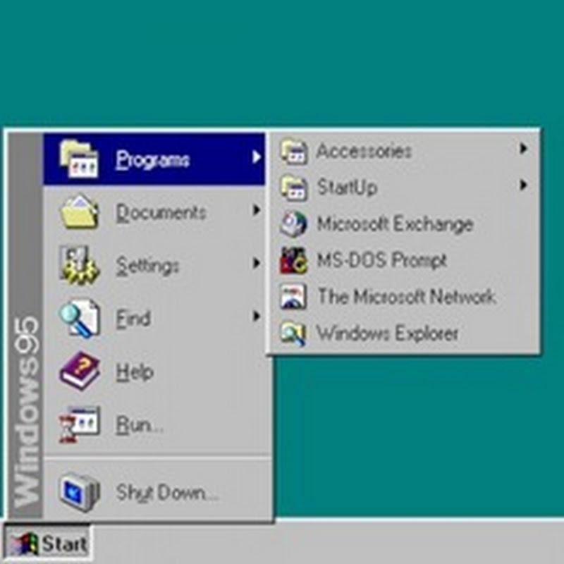 5 conmovedores comerciales para recordar Windows 95