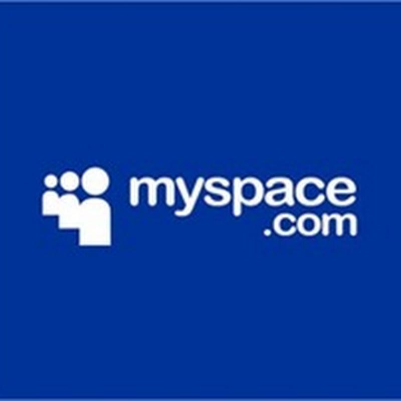 [Encuesta] El nuevo logo de Myspace es una completa bizarreada