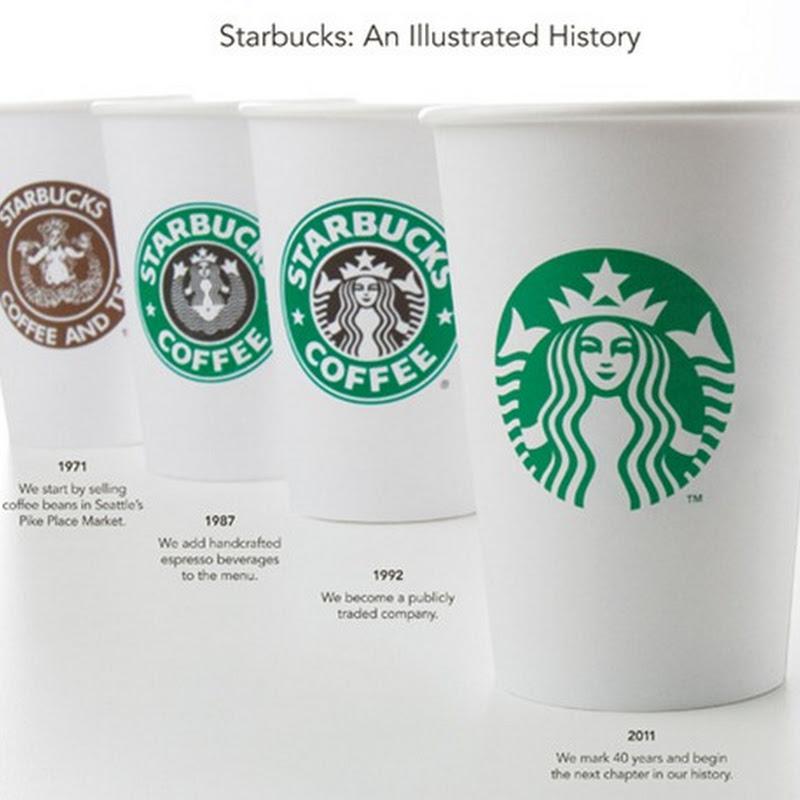 El nuevo logo de Starbucks