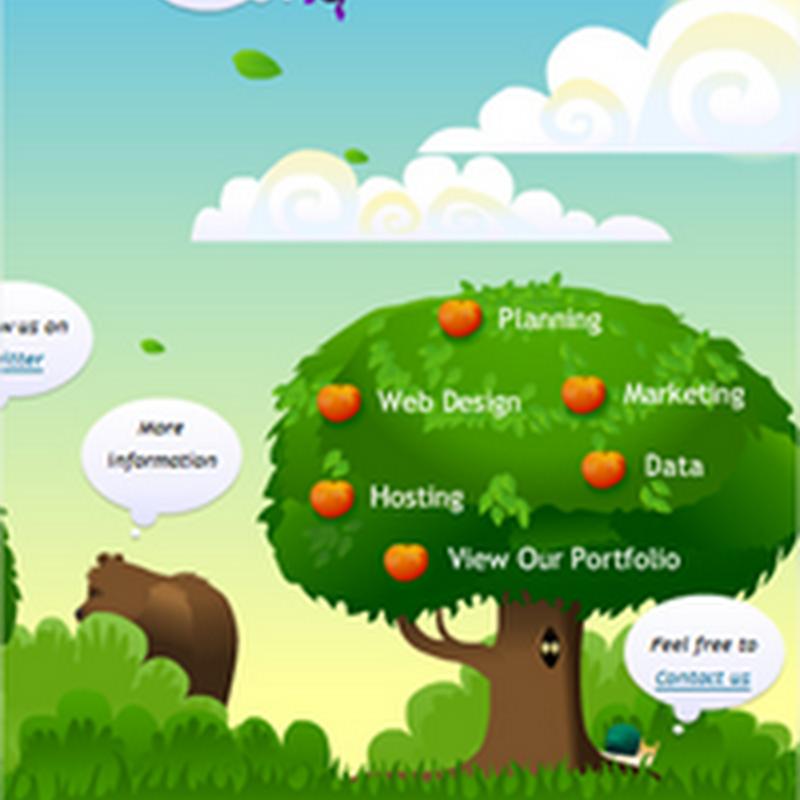 15 sitios web verdes, y tutoriales para crear el tuyo