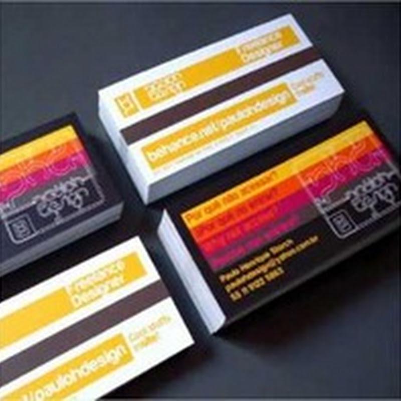 25 profesionales tarjetas de presentación de negocios