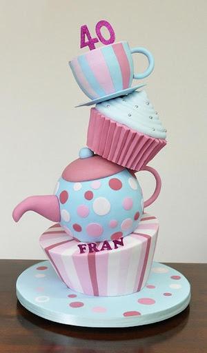 9 originales pasteles para regalarle a mamá : Vida MRR, blog de ...