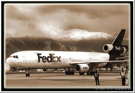FedEx DC10
