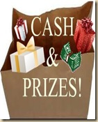 Cash and Prizes from the St. Augustine Lions Seafood Festival