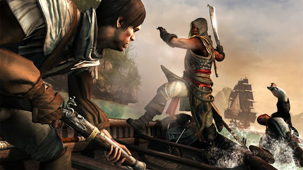 Ubisoft to release Assassin's Creed IV Freedom Cry DLC as a standalone experience