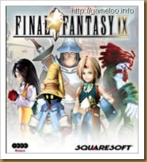 Final Fantasy 9 (IX) 100% tested by me for PC