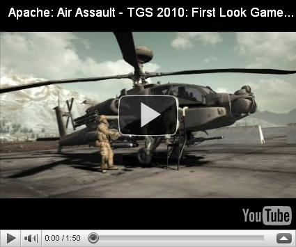 Apache: Air Assault [RELOADED]