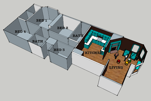 apartment option