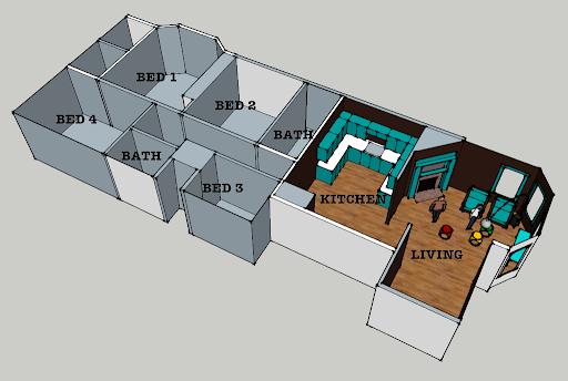apartment option