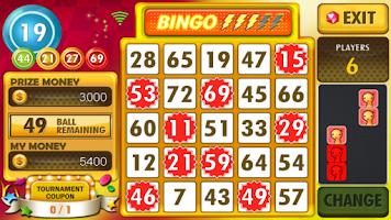 Screenshot of Bingo-Roulette,poker,blackjack