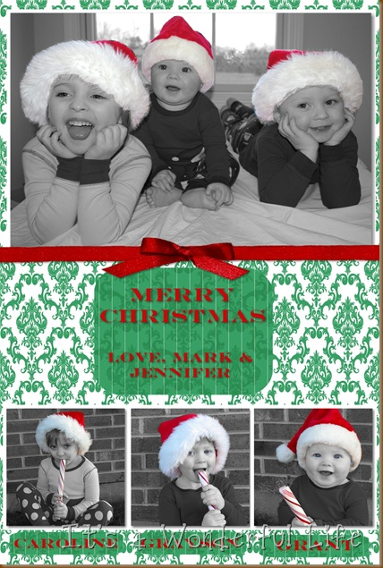 Christmas Card 2009 - Page 001