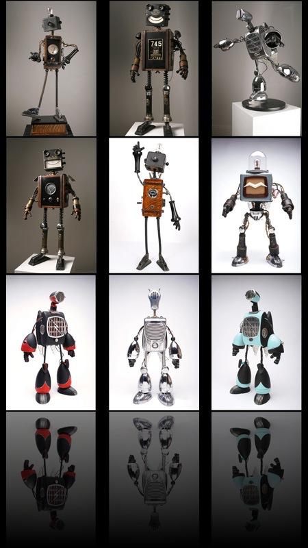 robot contact