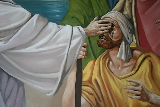 Evangelio según San Marcos 10,46-52.