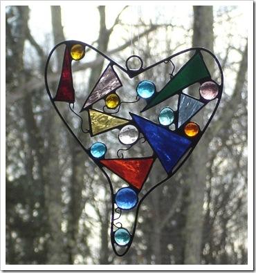 stainedglassheart