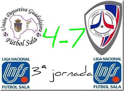 Guadalajara 4-7 Lobelle