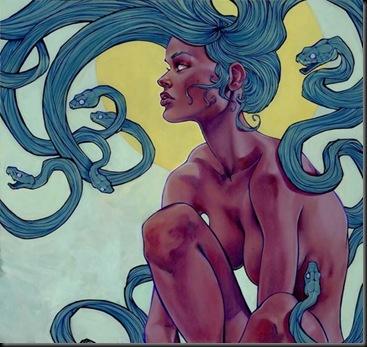 Medusa - Erik Jones