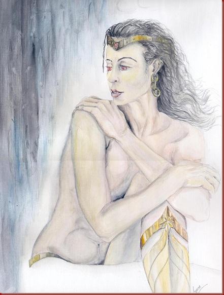 Deusa Amalya - Luciana Waack