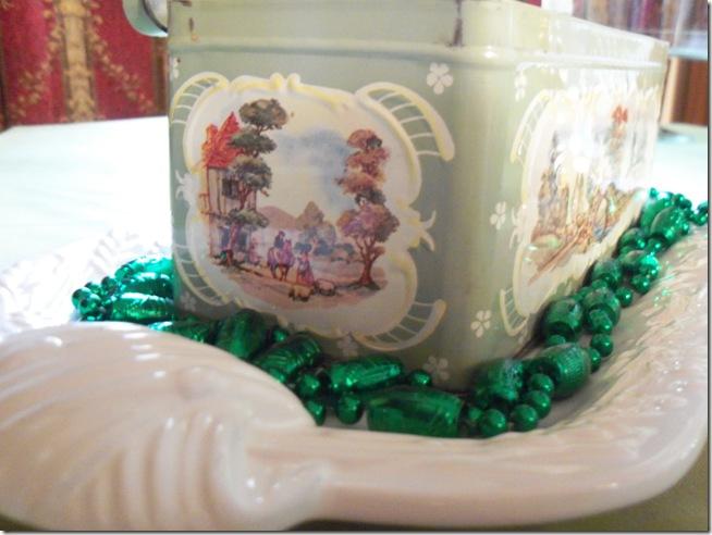 St. Patrick's tablescape 019