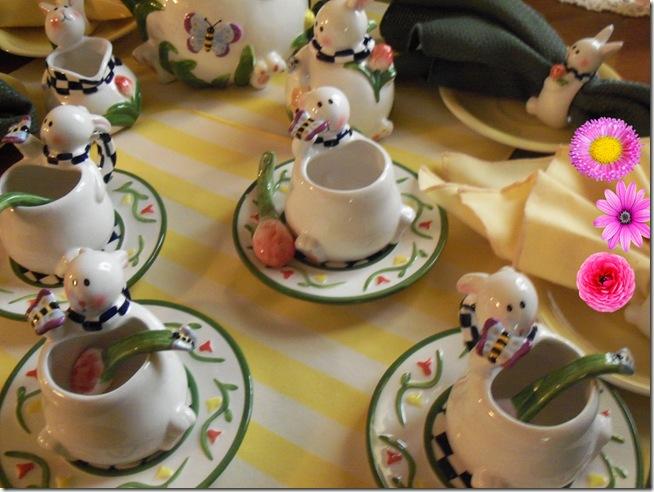 Easter Bunny TEA 014