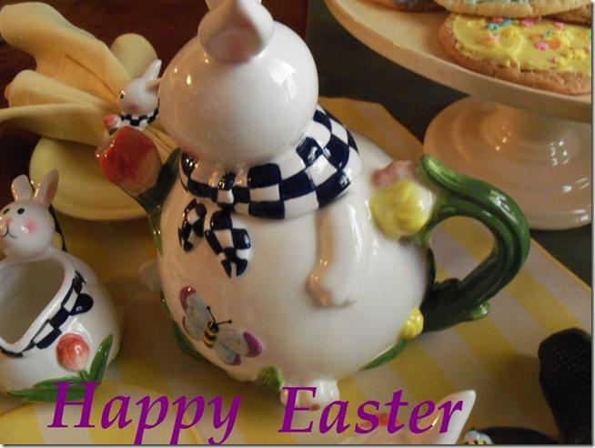 Easter Bunny TEA 015