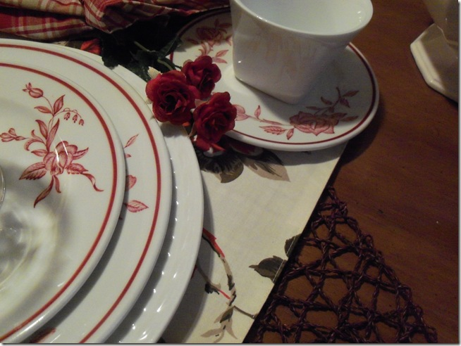 red rose restaurantware 009