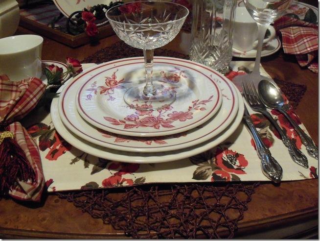red rose restaurantware 030
