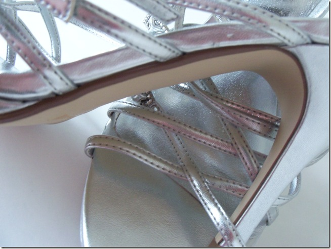 silver shoes 010