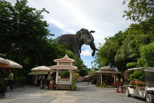 Erawan Museum to spread the knowledge of the Thai Culture