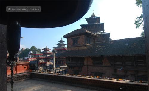 Basantapur Durbar Square Area