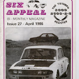WRX902H has been on the cover of Six Appeal a few times, it does look good!