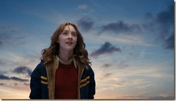 Flickan från ovan Saoirse Ronan