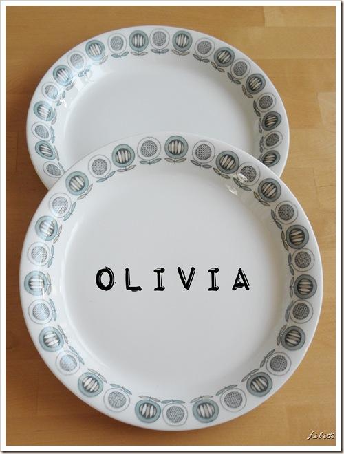Arabia Olivia