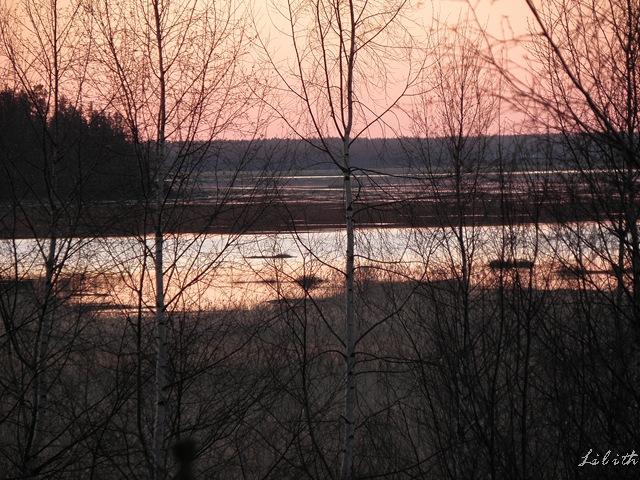 Vassor solnedgång 2