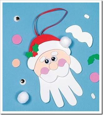 manualidades navidad huella manos (4)
