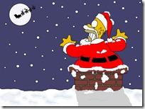 simpson en navidad (8)