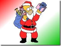simpson en navidad (2)