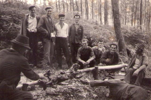 U Dobroj Vodi 1966.godine