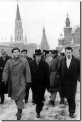 Эрнесто Че Гевара в Москве