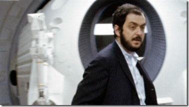 """Стэнли Кубрик во время съемок """"Космической одиссеи 2001 года"""""""