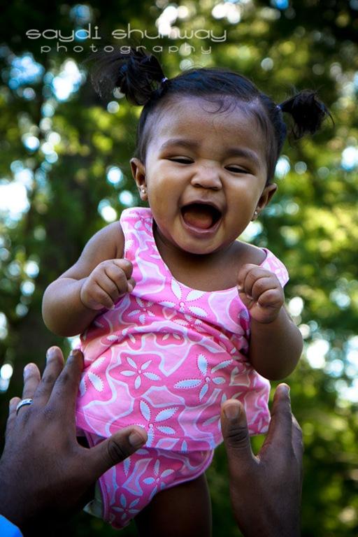 Baby Nina and Family-6216