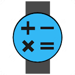 Calculator - Android Wear 2.1 Apk