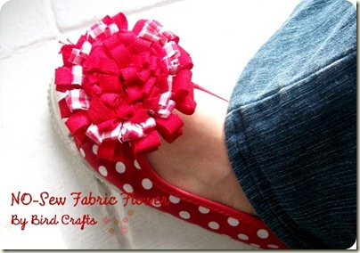 no_sew_fabric_flower