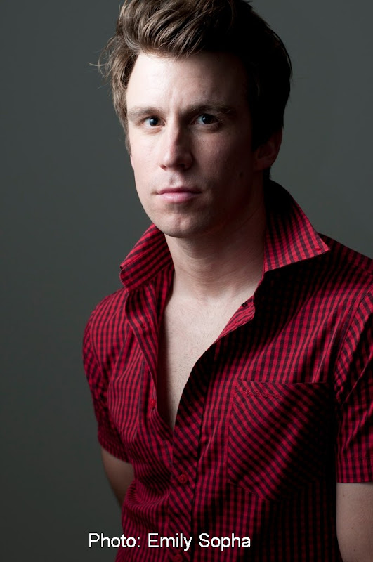 Gavin Creel Photo Emily Sopha
