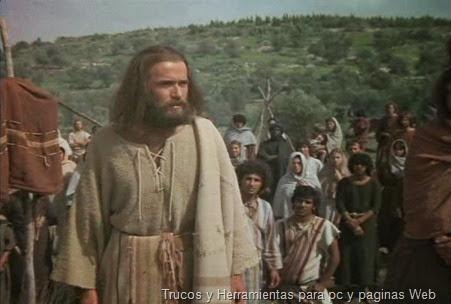 Jesus La Pelicula (1979) Basada En El Evangelio De Lucas