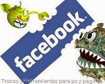 Cuidado nuevo virus en facebook con el mensaje (GUAU!)